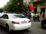 В центре Баку разгоняют захватчиков дорог – РЕПОРТАЖ – ФОТО: Общество