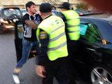 Инцидент водителя и дорожной полиции в Баку. Смотрите, чем все это закончилось - ВИДЕО: Общество