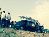 Появились кадры с последствиями странного ДТП в Баку - ВИДЕО: Общество