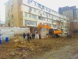 В Баку сносят незаконные пристройки к домам - ФОТО: Общество