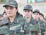 Военный билет будет выдаваться и женщинам: Общество