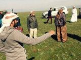 Азербайджанская охота Дубайского шейха - ФОТО: Общество