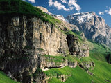 Великолепие Азербайджана: Уникальный водопад в Лазе - ВИДЕО  : Общество