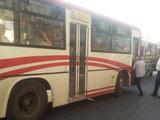 Водитель бакинского автобуса устроил пассажирам ад - РЕПОРТАЖ - ФОТО : Общество
