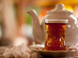 В Баку открылась чайхана для особых клиентов - ФОТО: Общество