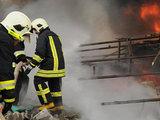 Сильный пожар в бакинской 5-этажке: много пострадавших - ОБНОВЛЕНО - ВИДЕО: Общество
