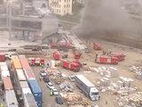 Пожар в известном отеле в Баку - ОБНОВЛЕНО - ВИДЕО - ФОТО: Общество