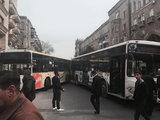 Автобусное ралли в Баку закончилось трагически - ФОТО: Общество