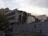 На месте известной школы Баку остались руины - ФОТО: Общество