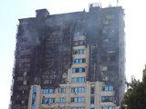 Сгоревший дом ремонтируют круглосуточно - ОБНОВЛЕНО: Общество