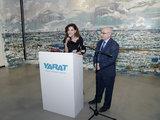 В Баку состоялось торжественное открытие Центра Современного Искусства YARAT - ФОТО: Культура