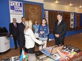 Президент Ильхам Алиев и его супруга Мехрибан Алиева приняли участие в открытии Деревни атлетов и Медиа-деревни - ОБНОВЛЕНО - ФОТО: Политика