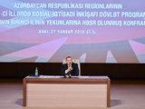 """Президент Ильхам Алиев: """"Несмотря на возрастание вызовов в мире, уверенное, успешное развитие Азербайджана будет продолжаться"""" - ОБНОВЛЕНО - ФОТО : Политика"""