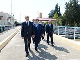 Поездка Президента Ильхама Алиева в Бейляганский и Физулинский районы - ОБНОВЛЕНО - ФОТО: Политика
