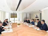 Первая леди Азербайджана Мехрибан Алиева встретилась с делегацией во главе с гендиректором FAO - ФОТО: Политика