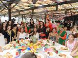 Первая леди Азербайджана Мехрибан Алиева отметила свой день рождения вместе с воспитанниками детских домов и школ-интернатов - ОБНОВЛЕНО - ФОТО: Политика