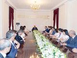 """Президент Ильхам Алиев: """"Власти Армении, живущие рабской психологией, ввергли свою страну в полностью зависимое положение"""" - ОБНОВЛЕНО - ФОТО: Политика"""