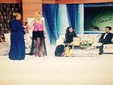 Малейка Асадова поразила гостей передачи своим нарядом - ФОТО: Шоу-бизнес