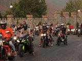 В Шеки проходит первый Мотофестиваль на Кавказе - ОБНОВЛЕНО - ФОТО: Спорт