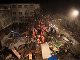 Трагедия в Китае, десятки пострадавших - ОБНОВЛЕНО - ФОТО: В мире