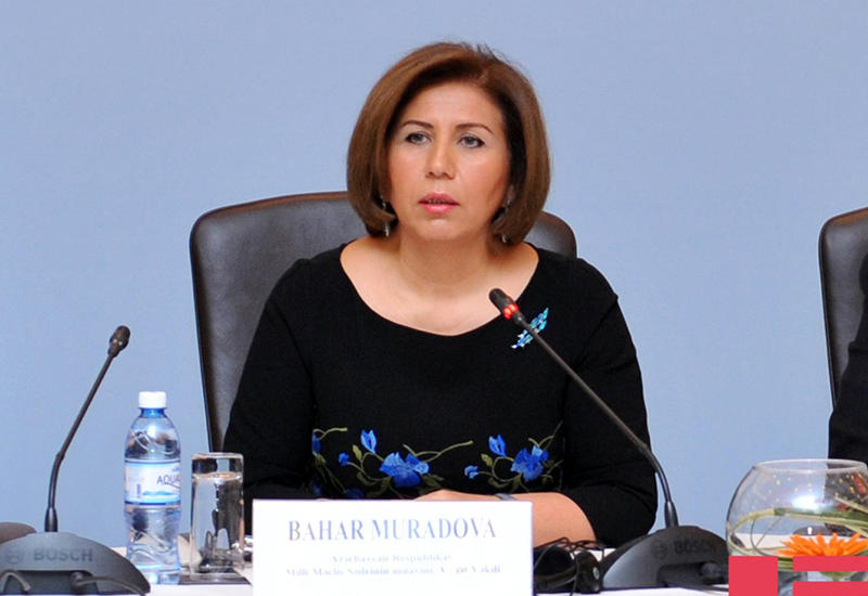 Бахар Мурадова призвала азербайджанцев быть законопослушными