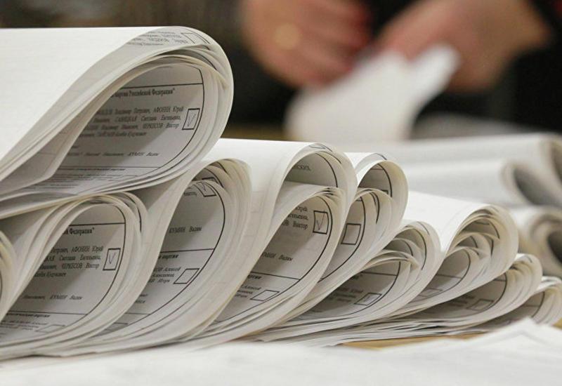 Граждане Азербайджана в Германии голосуют на референдуме