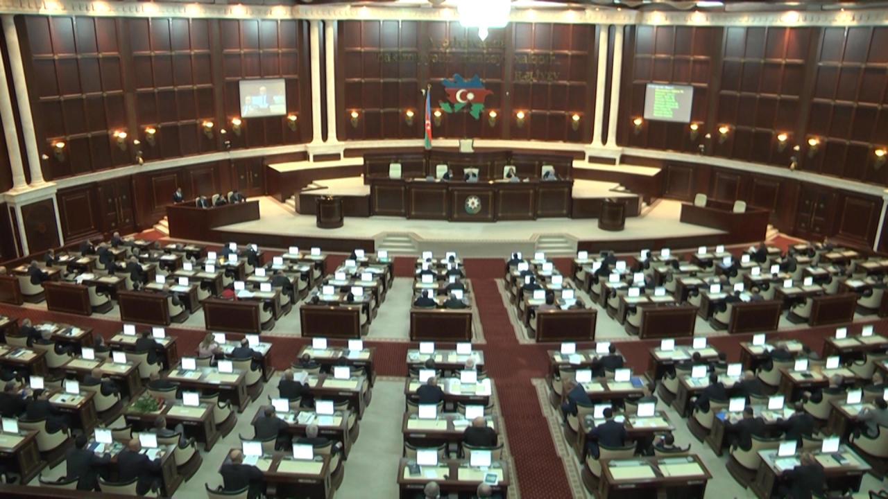 Sabah Milli Məclis sonuncu dəfə toplanır