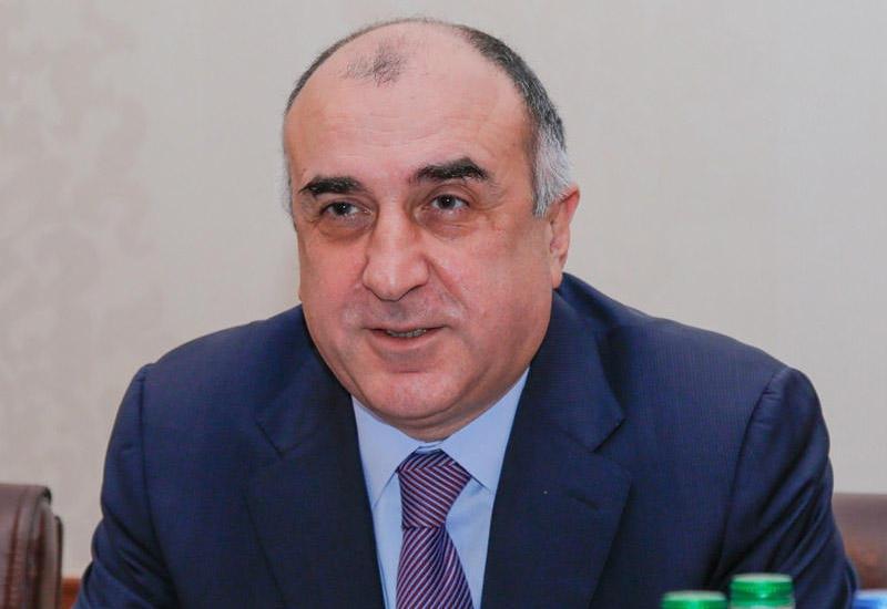 """Эльмар Мамедъяров: """"Весь мир считает статус-кво по Карабаху неприемлемым"""""""
