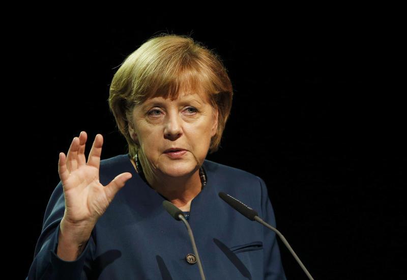Ангела Меркель о будущем Германии