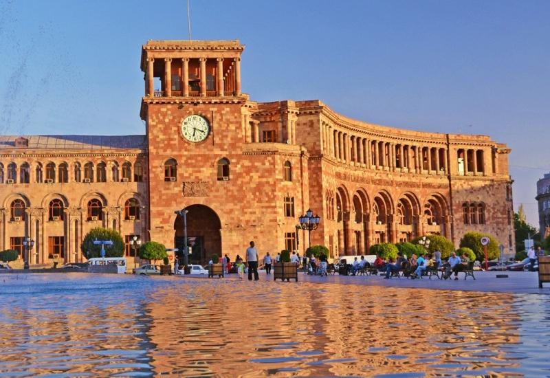 В центре Еревана задержаны сторонники оппозиции