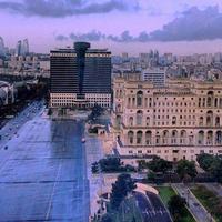 Дождь в Баку побил рекорд 40-летней давности