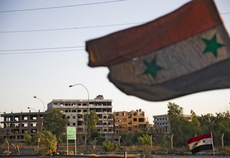 Турция обвинила режим Асада в военных преступлениях