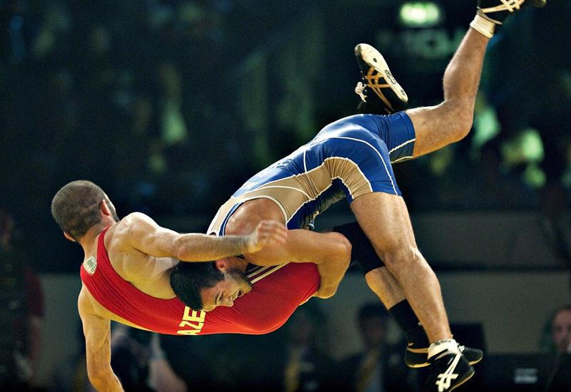 Азербайджанский борец победил в Казахстане