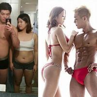 """Эта парочка взорвала Instagram своей трансформацией <span class=""""color_red"""">- ФОТО</span>"""
