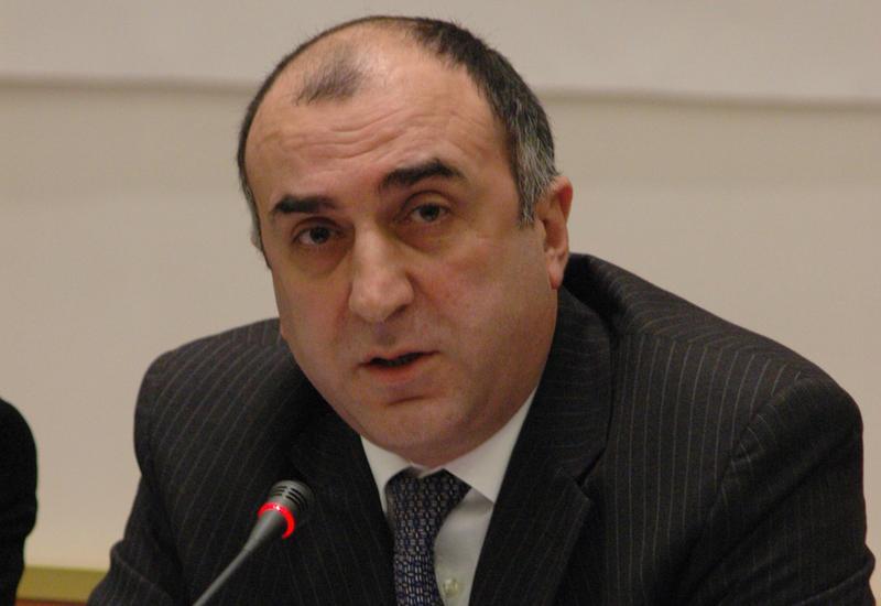 Мамедъяров на встрече с новым послом ОАЭ