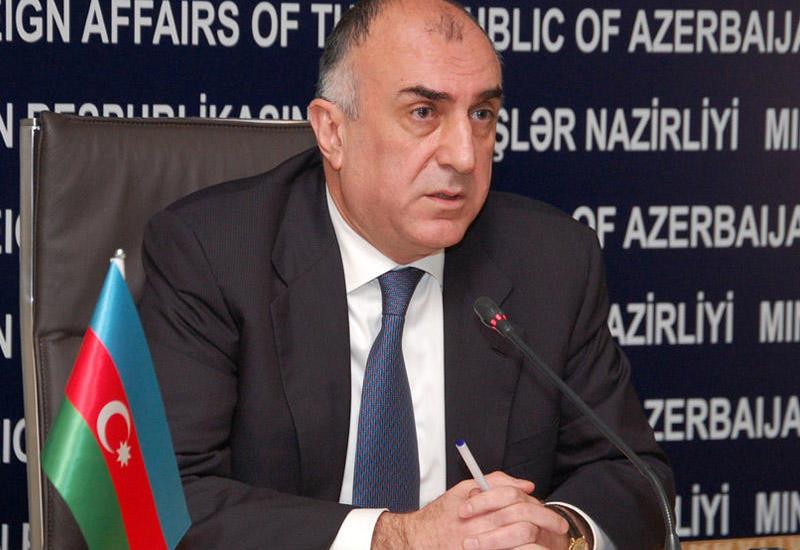 Эльмар Мамедъяров выступил с призывом в Тбилиси