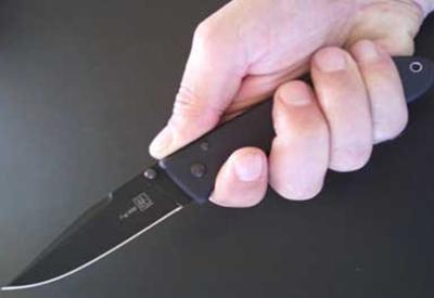 Gəncədə bıçaqlanma