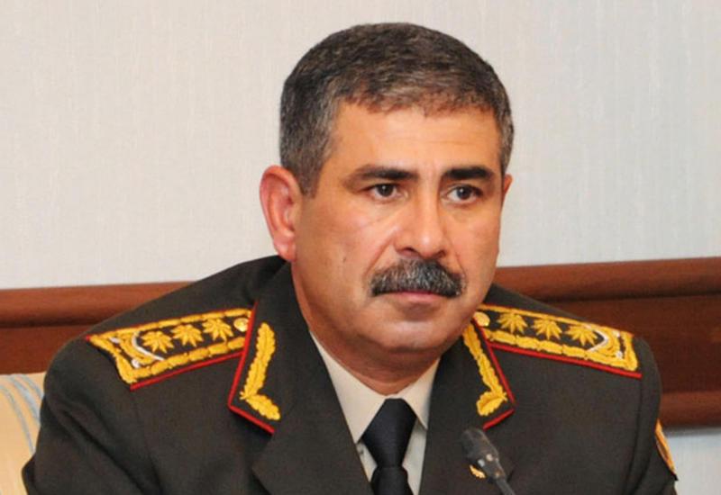 Zakir Həsənov 4 generalı ordudan qovdu