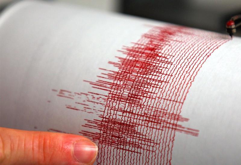 У берегов Фиджи произошло землетрясение