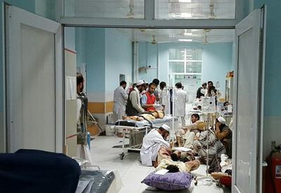 """Ужасы войны: пациенты горели, лежа в своих кроватях <span class=""""color_red"""">- ВИДЕО</span>"""