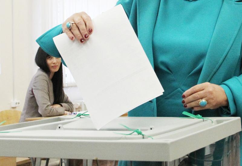В Кыргызстане выбирают парламент