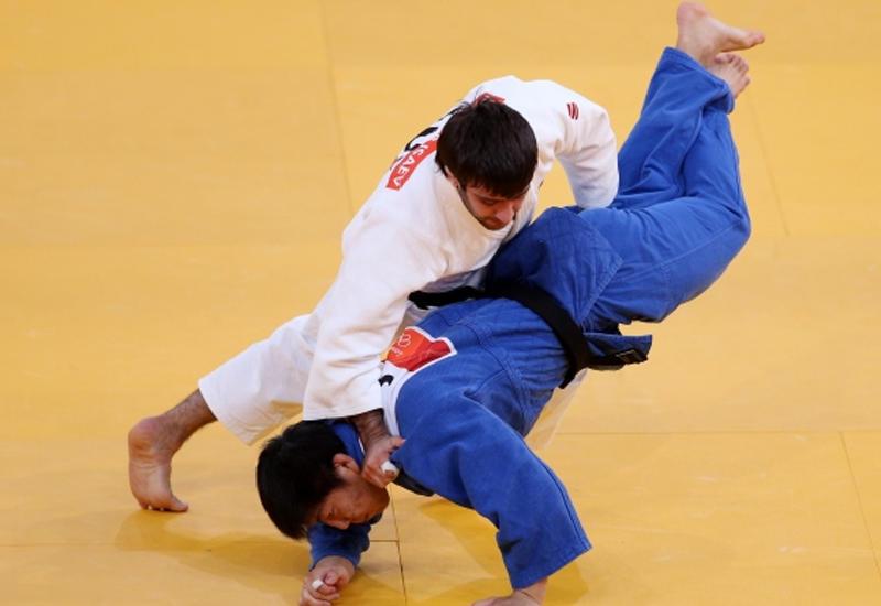 Азербайджанские дзюдоисты выиграли два золота во второй день Кубка Европы