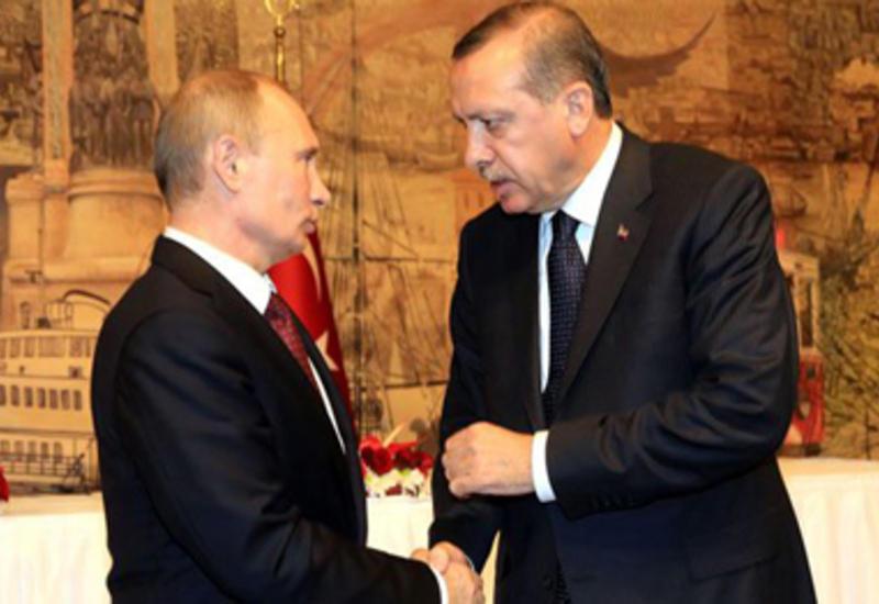 Putin Ərdoğanla görüşmək niyyətindədir