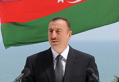 Президент Ильхам Алиев: Преимущество на линии соприкосновения полностью находится на азербайджанской стороне
