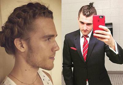 """Роскошные косы — новый тренд среди мужских причесок <span class=""""color_red"""">- ФОТОСЕССИЯ</span>"""