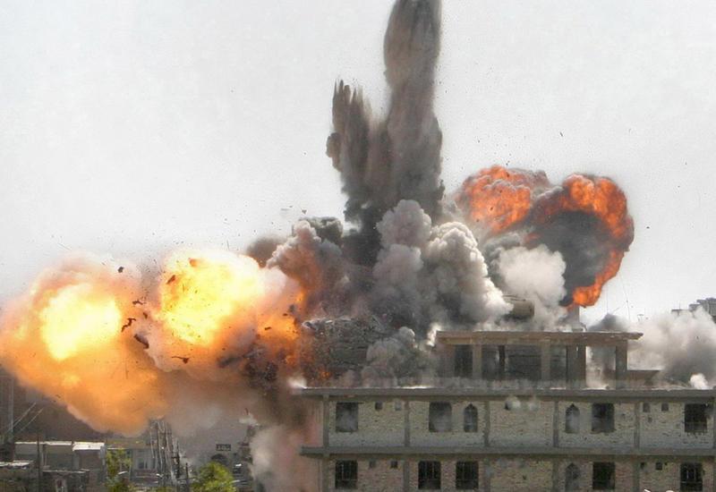 """Подрыв смертника на заседании лидеров сирийской оппозиции сняли на камеру <span class=""""color_red"""">- ВИДЕО </span>"""