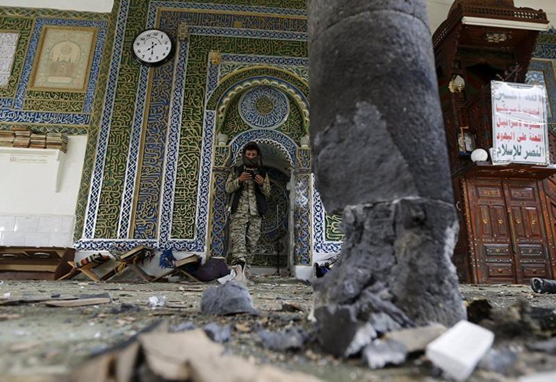 Взрыв в йеменской мечети: много погибших