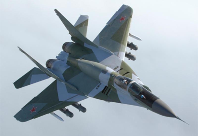"Российский МиГ-29 преследовал турецкий F-16 <span class=""color_red"">- Генштаб Турции</span>"