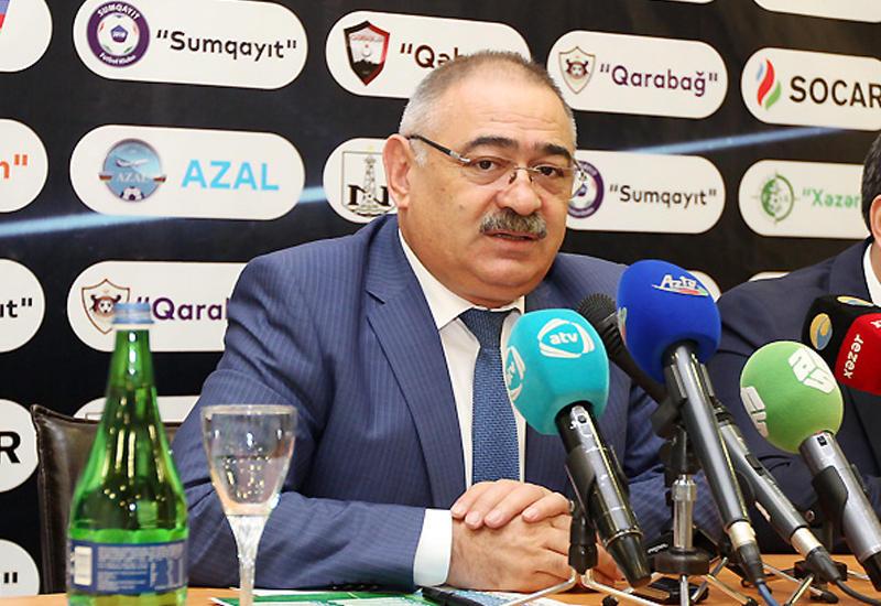 ПФЛ: Гурбан Гурбанов был хорошим игроком и теперь он хороший тренер