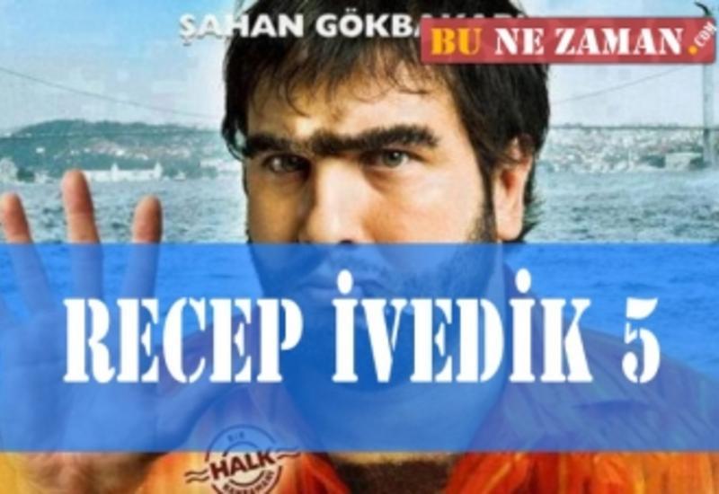 """Azərbaycanlı aktyor """"Rəcəb İvedik-5""""ə çəkilib"""